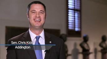 Sen. Chris Kidd Testimonial