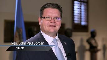 Rep. John Paul Jordan Testimonial
