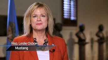 Rep. Leslie Osborn Testimonial