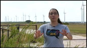Oklahoma Road Trip: Wind Turbines
