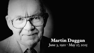May 28, 2015 | Martin Duggan Tribute