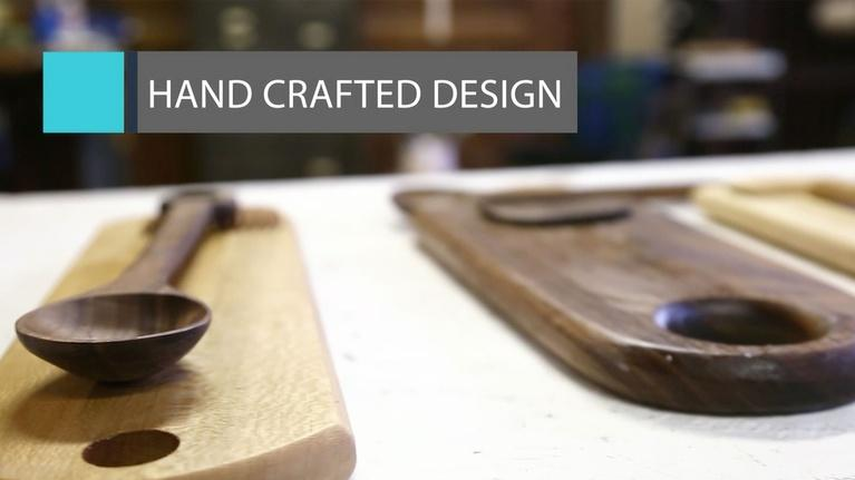 Hand Crafted Design