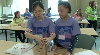 Girls and Engineering Day – SIUE