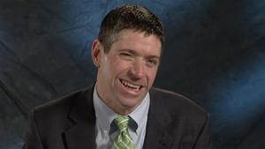 Author John O'Leary
