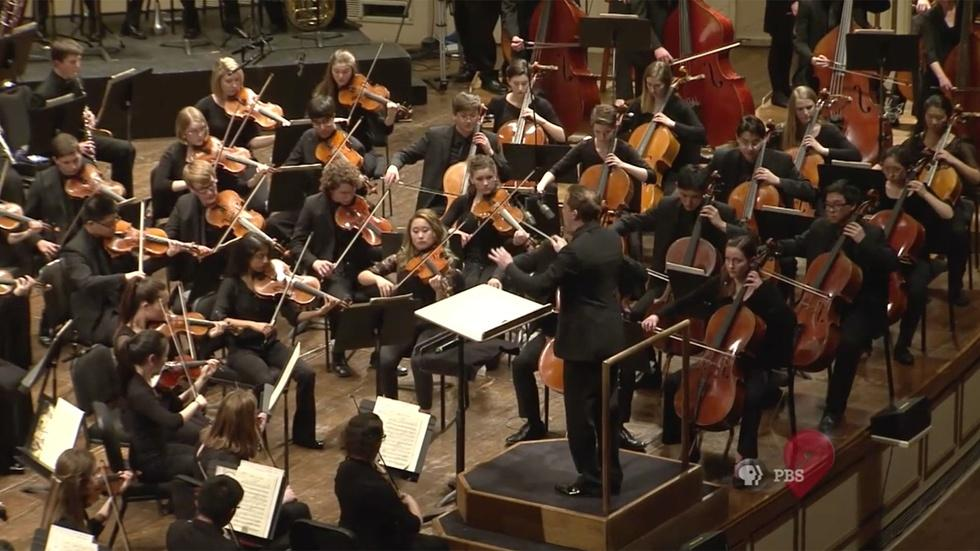 Night at the Symphony | St. Louis Symphony Youth Orchestra image