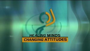 Healing Minds. Changing Attitudes. May 2015