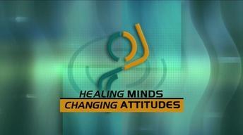 Healing Minds. Changing Attitudes. May 2015