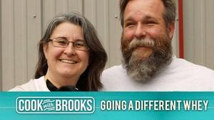 Cook With Brooks: Going A Different Whey