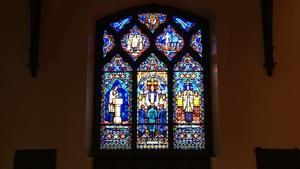 Dec. 19, 2014   A look at St. Mark's Episcopal Church