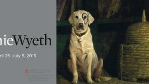 May 8, 2015 | Jamie Wyeth's paintings at Museum of Art