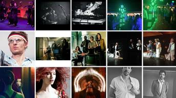 Oct 16, 2015 | Behind the scenes at Luminaria