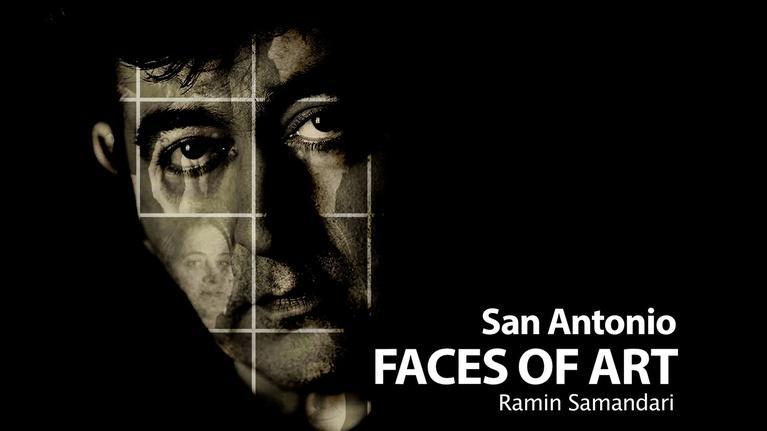 Dec. 11, 2015   The making of San Antonio Faces of Art