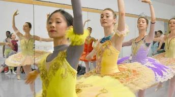 Feb. 2, 2017 | Ballet San Antonio presents Sleeping Beauty
