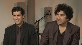 The Krayolas | Hector & David Saldana