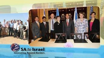 SA To Israel: Innovating Beyond Borders