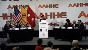 AAHHE STEM: Latinos A Critical Need In America