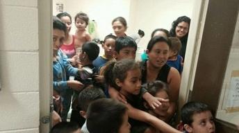 June 27, 2014 | Immigrant children pouring into Texas