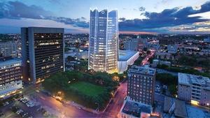 July 15, 2016 | New skyscraper will reshape city skyline
