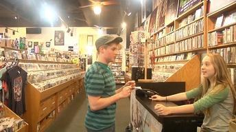 Record Store Blues