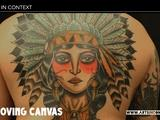Arts in Context   A Moving Canvas