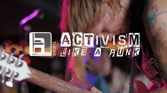 Activism Like a Punk