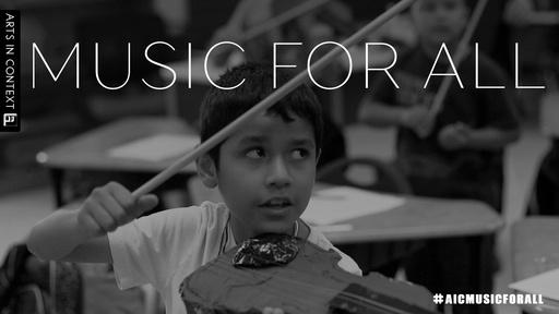 Music For All Video Thumbnail