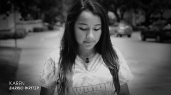 Barrios Writers Works - Karen
