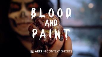 Blood and Paint