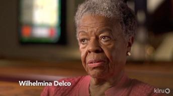 Wilhelmina Delco on Politics & Desegregation