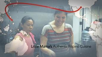 Food As Community: Little Mama's Authentic Filipino Cuisine