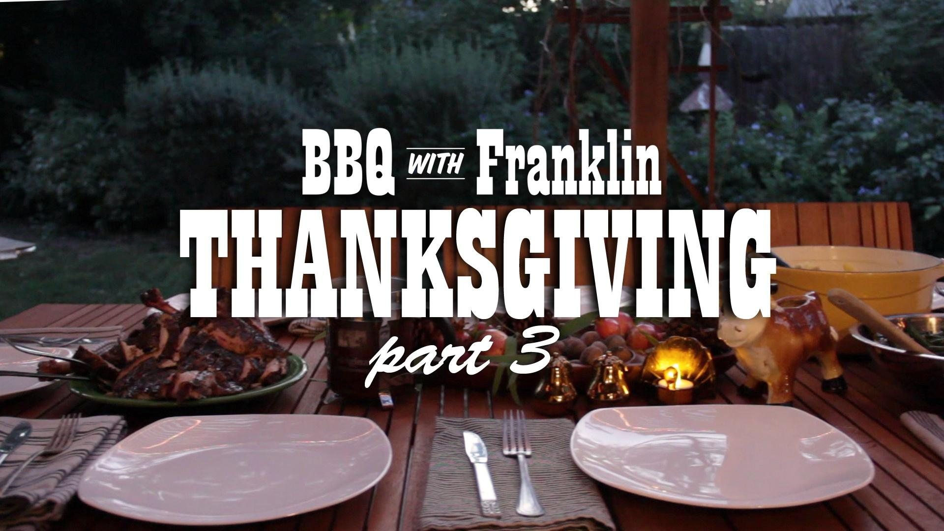 BBQ DIY: Thanksgiving, Part 3 image