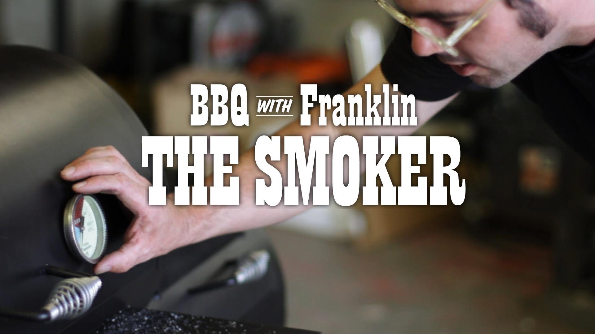 BBQ DIY: The Smoker image