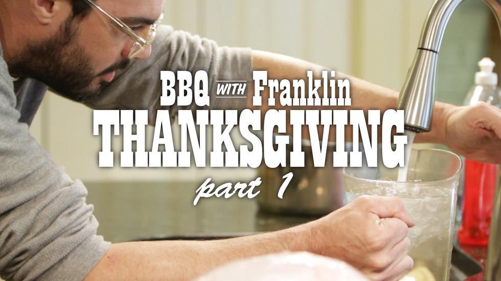 BBQ DIY: Thanksgiving, Part 1 image