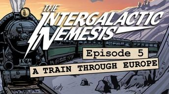 Episode 5 - A Train Through Europe