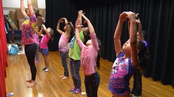 After School Program Teaches English Through Dance