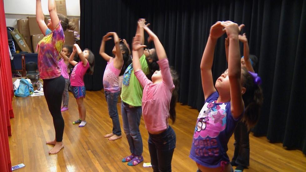 After School Program Teaches English Through Dance image