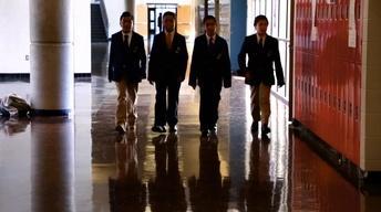 Leadership Academy Encourages Boys to Excel in School