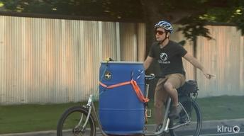 East Side Company Collects Compost in an Unconventional Way