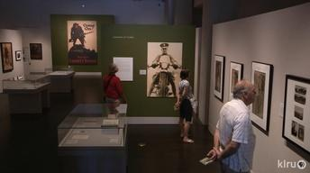 Ransom Center's WWI exhibit Tells Story of The Great War