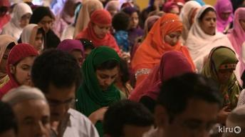 Austin's Growing Muslim Community Marks End of Ramadan
