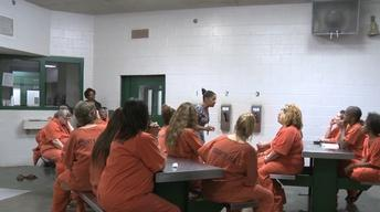 Recovery Program Helps Female Inmates Chart New Path