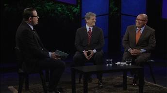 Adler, Martinez Debate Leadership Qualities