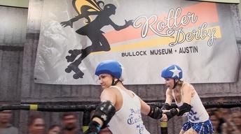 Bullock Spotlights Austin's Place in Roller Derby History