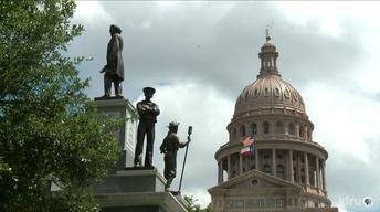 Austin's Confederate Monuments Under Scrutiny