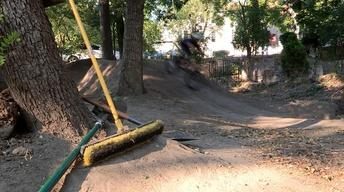 After Memorial Day Flood, BMX Park Almost Totally Rebuilt