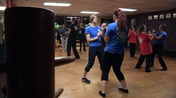 Self-Defense Class Fights for SAFE Austin