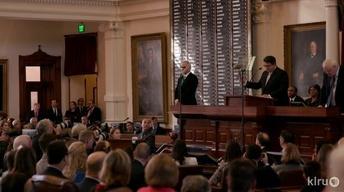85th Texas Legislature Opening Day