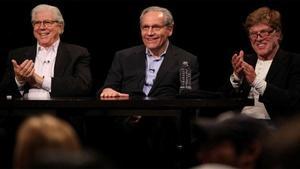 Redford, Woodward & Bernstein