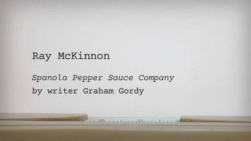 Rectify : Ray McKinnon on Characters & Culture Video Thumbnail
