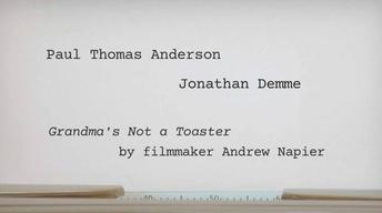 Jonathan Demme & Paul Thomas Anderson Pt 1 Promo